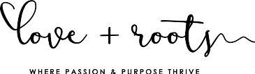 Logo love roots