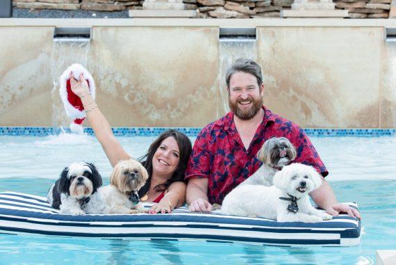 Gina and Russ 2019 Holiday 16